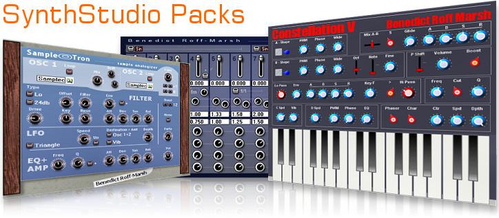 SynthStudio Pack-montage