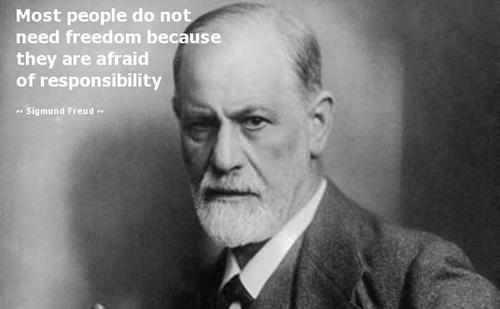 Freedom - Freud
