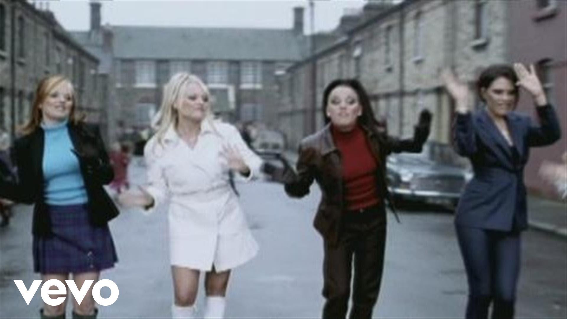 "Spice Girls ""Stop"""
